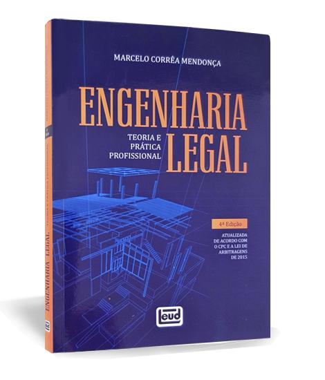 Livro Engenharia Legal 4a edição