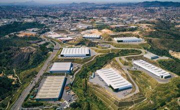 Ética Engenharia - Forte crescimento do setor de galpões e condomínios de logística